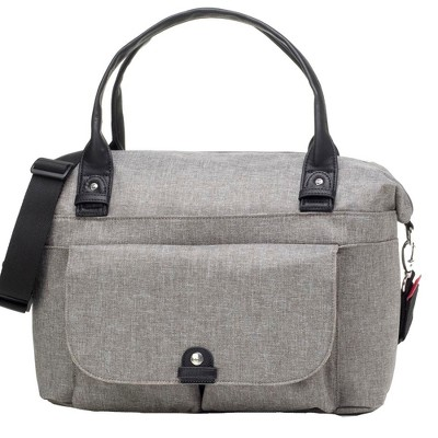 Babymel Jade Diaper Bag - Gray