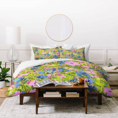 Jacqueline Maldonado Wild Garden Duvet Set - Deny Designs