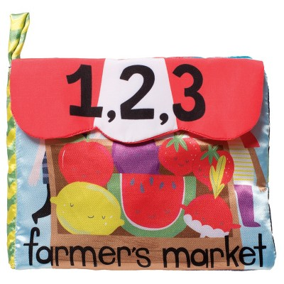 Manhattan Toy Farmer's Market Book