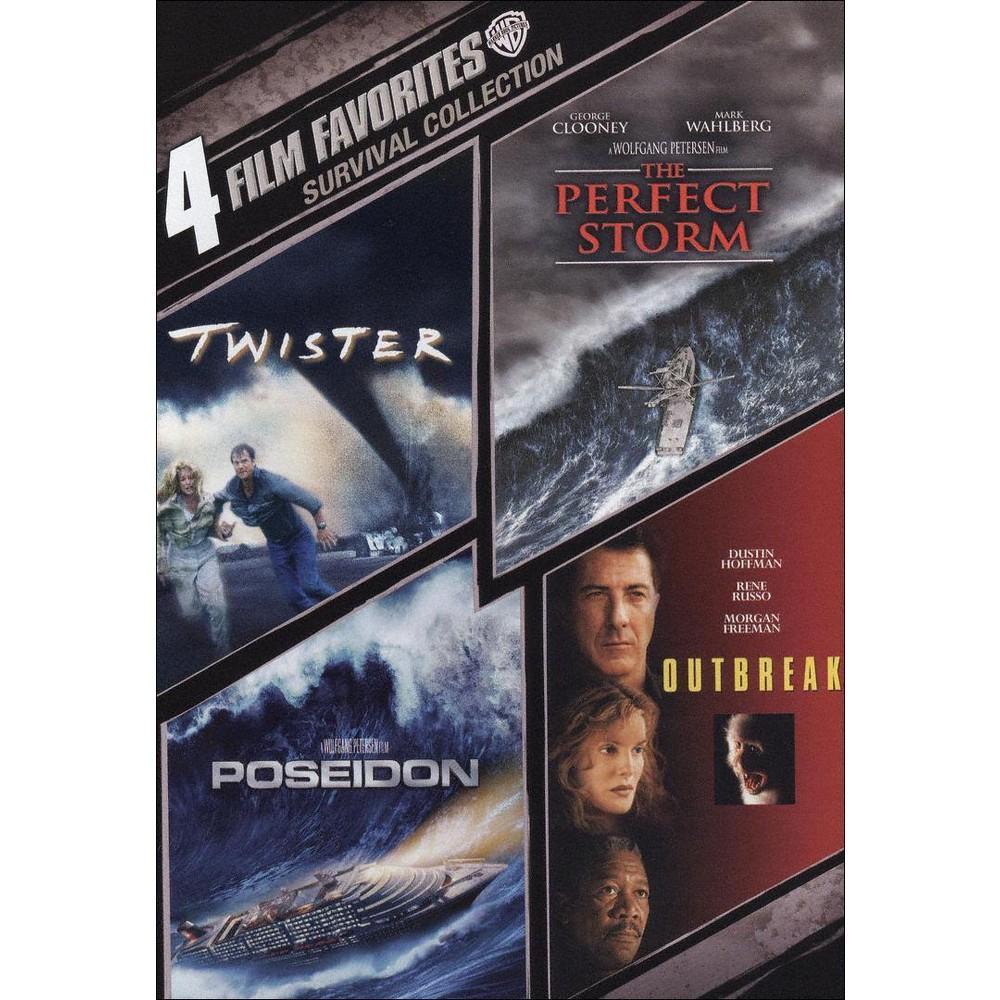 4 Film Favorites:Survival (Dvd)