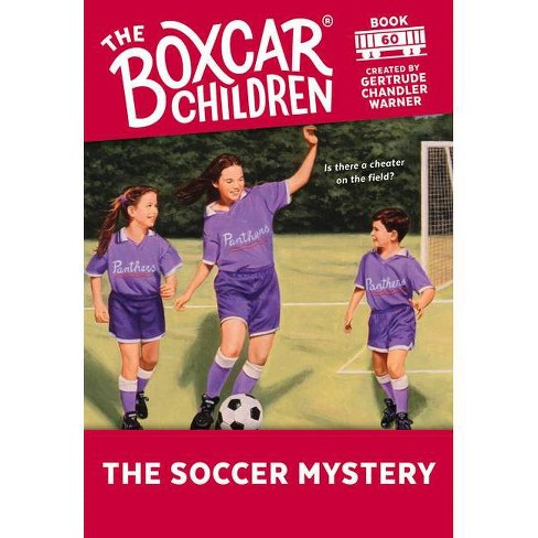The Soccer Mystery - (Boxcar Children Mysteries) (Paperback) - image 1 of 1