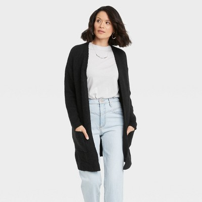 Women's Long Sleeve Cardigan - Knox Rose™