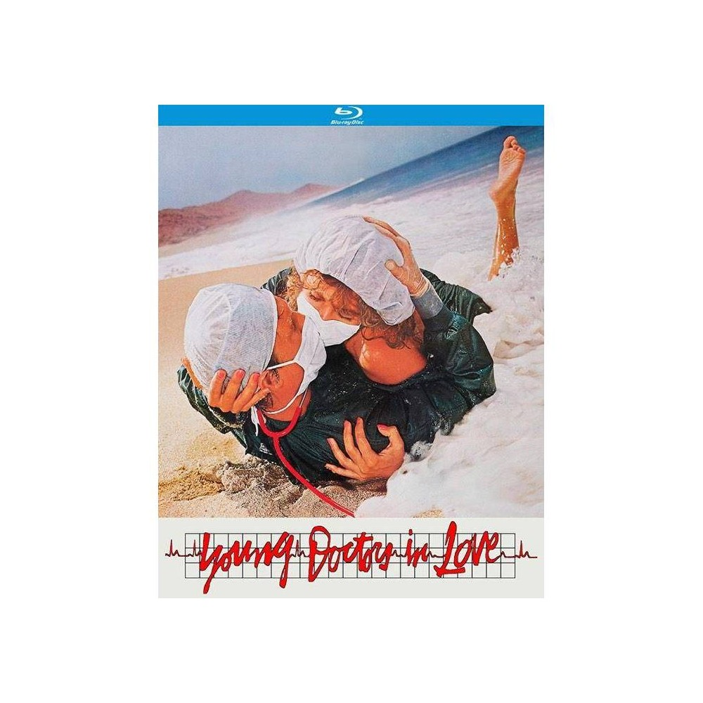 Young Doctors In Love Blu Ray