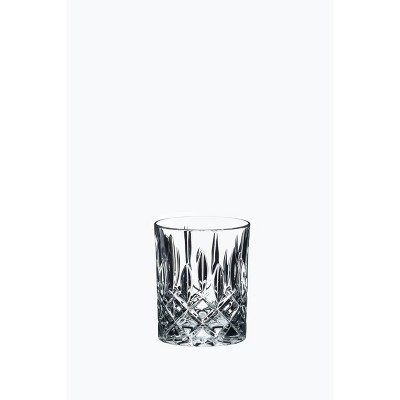Riedel 10.4oz 4pk Crystal Double Old Fashioned Glasses