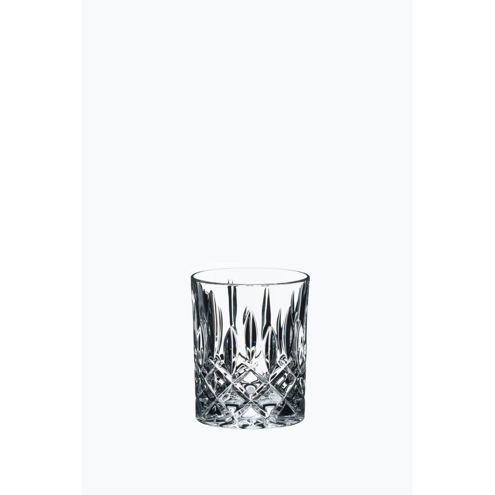 Riedel 10 4oz 4pk Crystal Double Old Fashioned Glasses