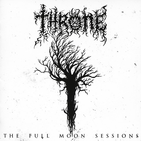 Throne - Full moon sessions (CD) - image 1 of 1