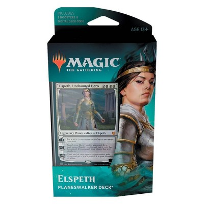 2020 Magic: The Gathering Theros Beyond Death Planeswalker Elspeth Deck