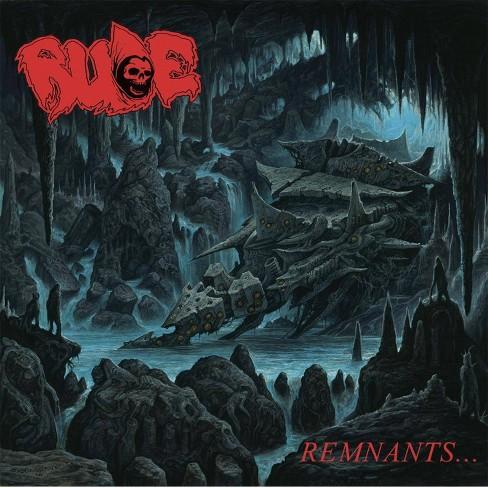 Rude - Remnants... (CD) - image 1 of 1