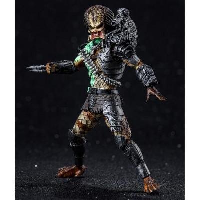 Predator Jungle Hunter | Battle Damaged 1:18 PX Previews Exclusive Figure Action figures