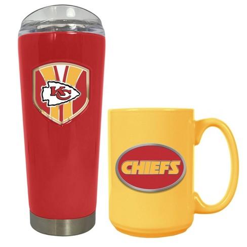 NFL Kansas City Chiefs Roadie Tumbler and Mug Set - image 1 of 1
