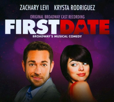 Zachary levi - First date (Ocr) (CD) - image 1 of 1