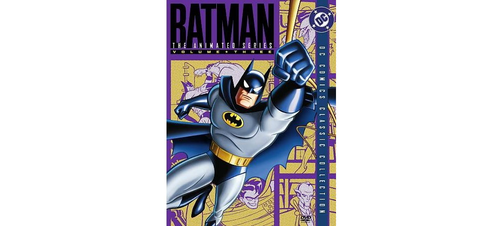 Batman Animated Series Vol 3 (Dvd)
