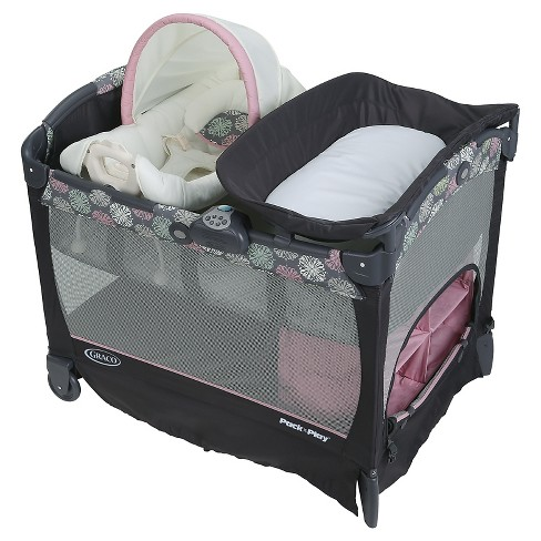 Graco® Pack n' Play Playard Cuddle Cove - Addison - image 1 of 9