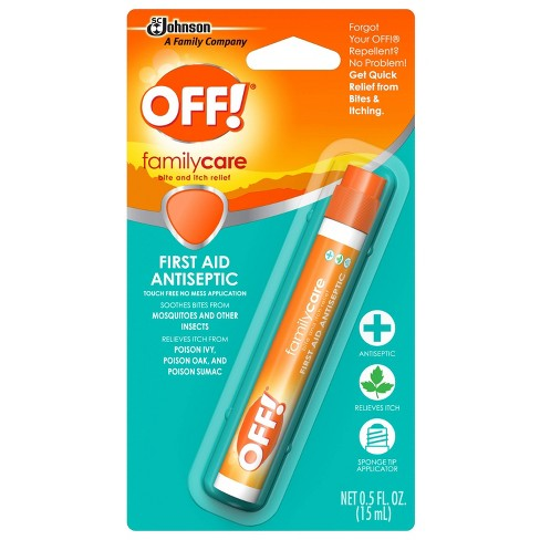 OFF! Bite & Itch Relief Pen - 0.5 fl oz - image 1 of 4
