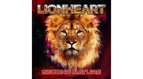Lionheart - Second Nature (CD) - image 1 of 1