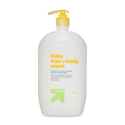 Target johnson baby wash