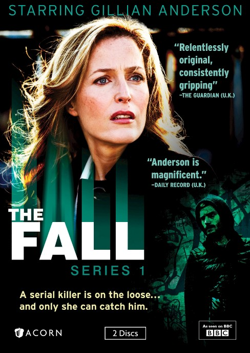 The Fall: Series 1 [2 Discs] - image 1 of 1