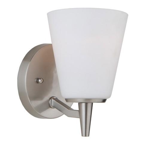 "Artcraft Lighting AC10917 Clayton Single Light 7-1/2"" High Wall Sconce - image 1 of 1"