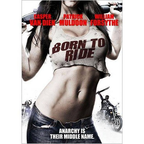 Born To Ride (DVD) - image 1 of 1