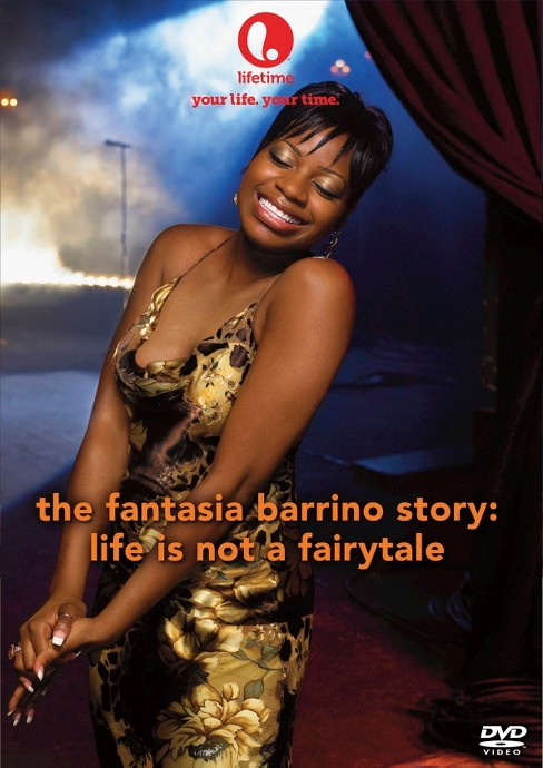 Fantasia barrino story:Life is not a (DVD) - image 1 of 1