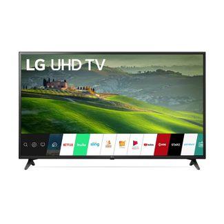 """LG 49"""" Class 4K UHD Smart LED HDR TV (49UM6900PUA)"""