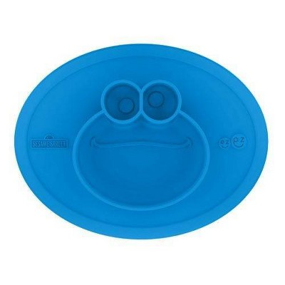 ezpz Sesame Street Cookie Monster Dinnerware Mat