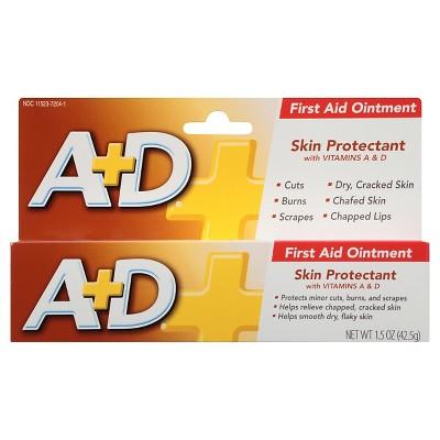 A+D First Aid Skin Ointment 1.5 oz