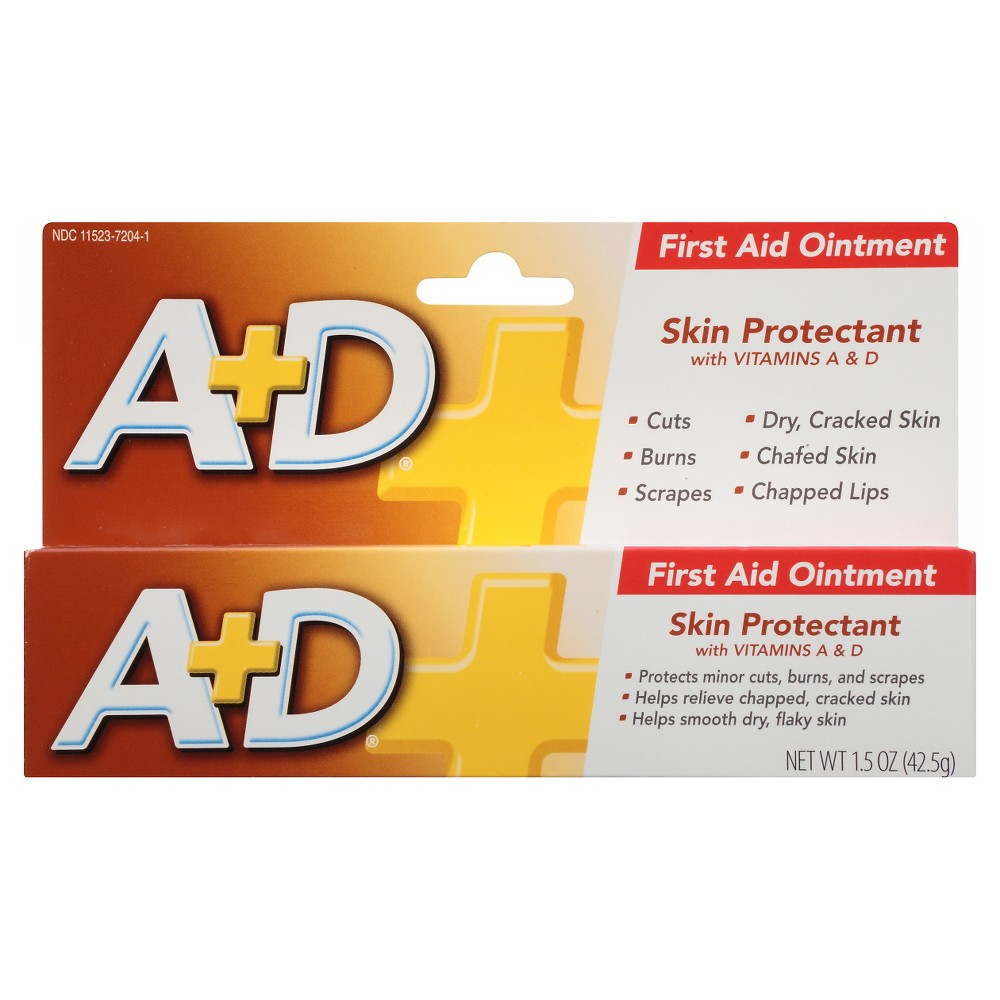Image of A+d First Aid Skin Ointment 1.5 oz