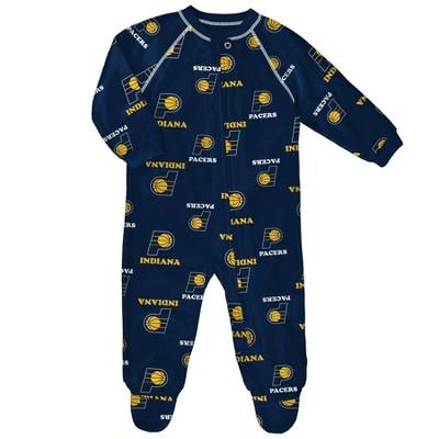 NBA Indiana Pacers Baby Boys' Sleeper