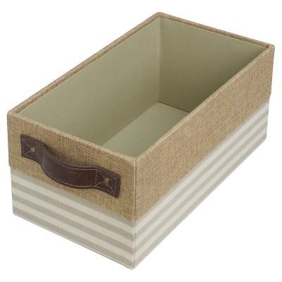 Merveilleux CD/DVD Storage Box With Handle   Threshold™