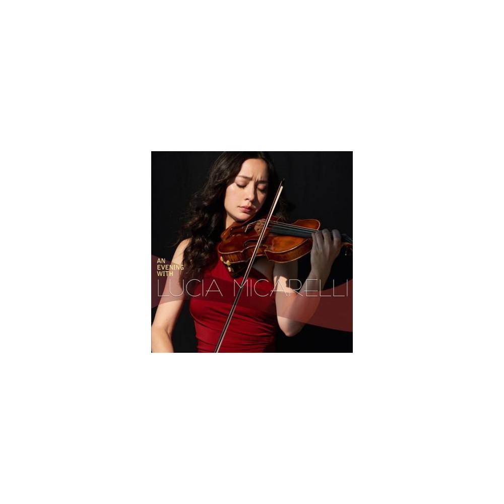 Lucia Micarelli - Evening With Lucia Micarelli (CD)