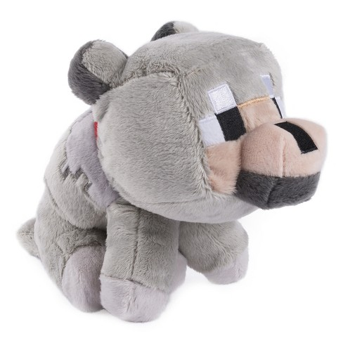 Minecraft - Baby Wolf Plush - Small - image 1 of 2