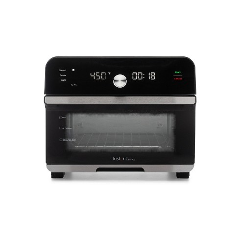 Instant Pot - Omni Plus 10-in-1 Air Fryer Toaster Oven - Black/Stainless Steel - image 1 of 4