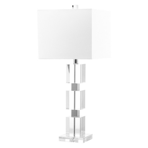 Owen Crystal Cube Table Lamp - Safavieh® - image 1 of 5