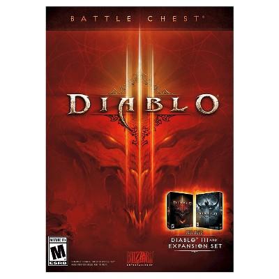 Diablo 3 Battle Chest PC Game