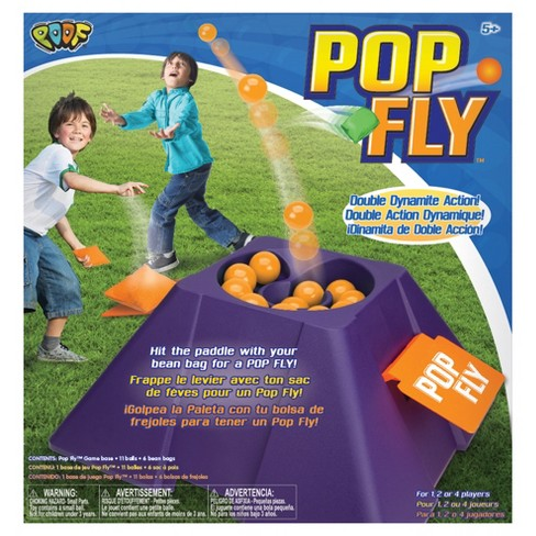 POOF Pop-Fly Bean Bag Game - image 1 of 2
