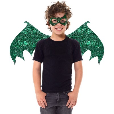 Little Adventures Child's Dragon Wing & Mask Set