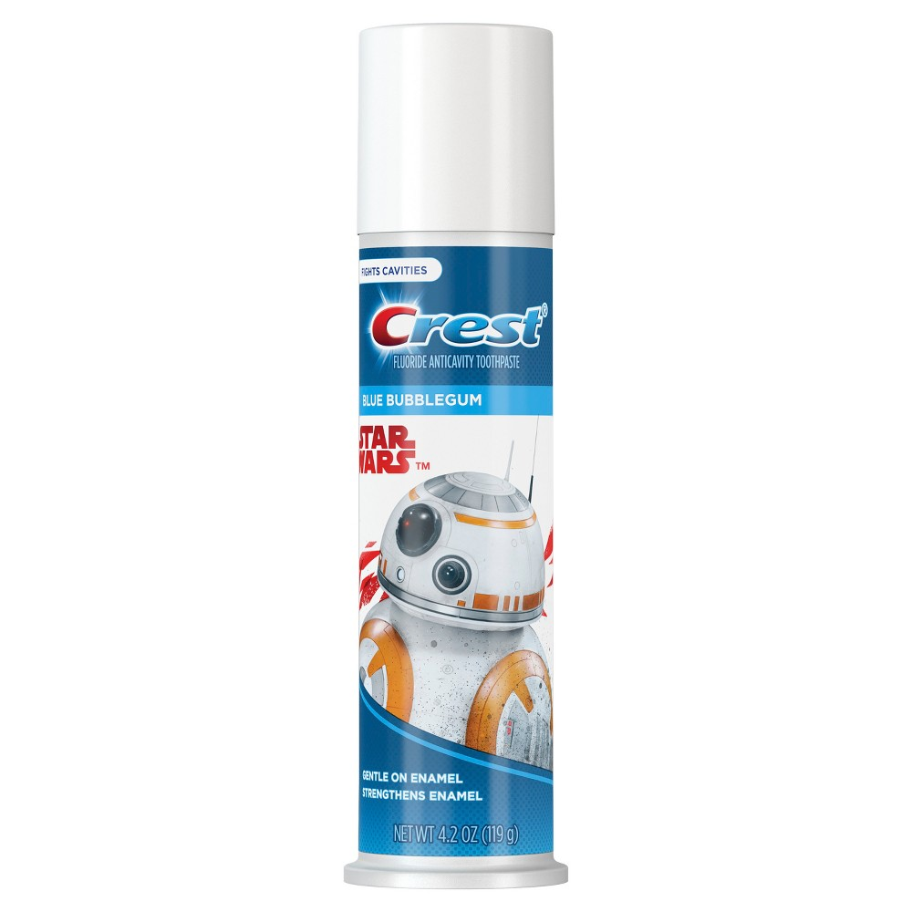 Crest Kids' Toothpaste featuring Star Wars - 4.2oz