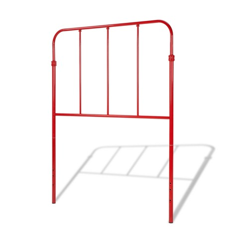 Nolan Metal Kids Headboard Candy Red Full - Fashion Bed Group - image 1 of 3
