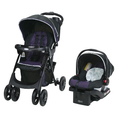Graco Comfy Cruiser Travel System - Cassidy