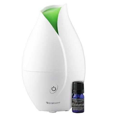 Tulipmist Ultrasonic Oil Diffuser White Sparoom Target