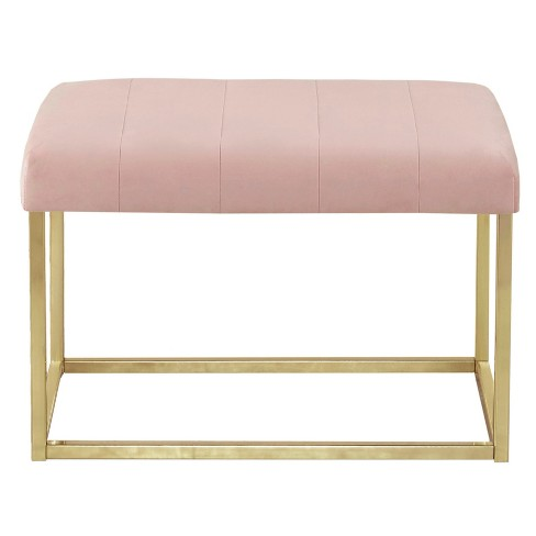 Velour Bench - Pink - Project 62™ - image 1 of 3