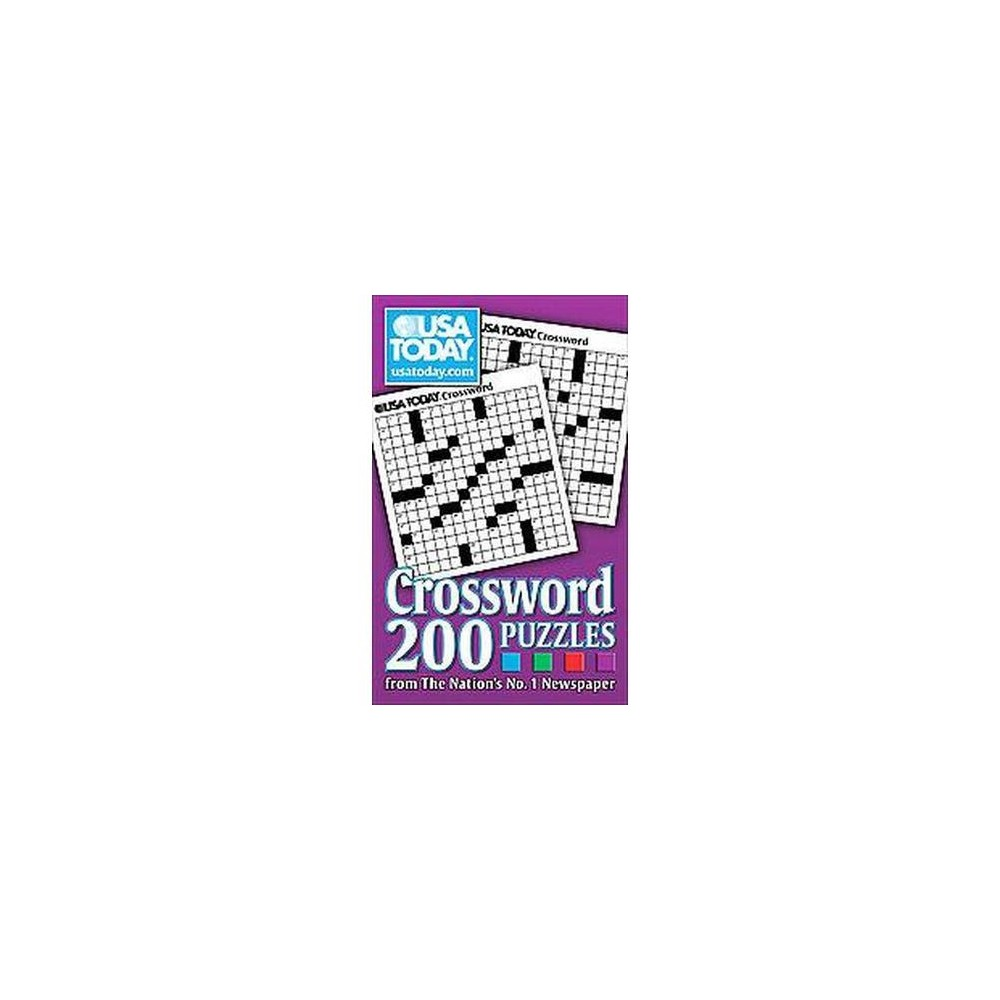 USA Today Crossword (Paperback) by USA Today