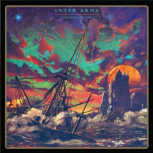 Inter arma - Paradise gallows (CD) - image 1 of 1