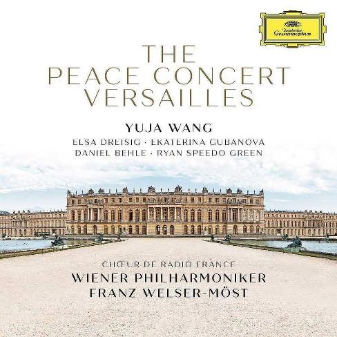 Yuja Wang - Peace Concert Versailles (CD) - image 1 of 1
