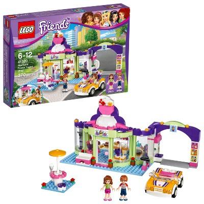 LEGO® Friends Heartlake Frozen Yogurt Shop 41320 - Target ...