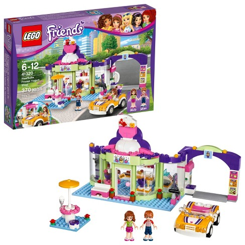 LEGO® Friends Heartlake Frozen Yogurt Shop 41320 - image 1 of 19