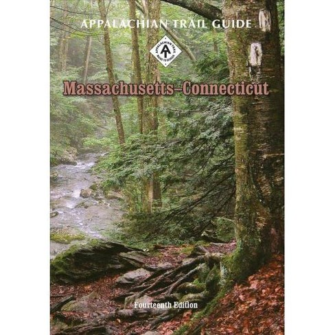 Appalachian Trail Guide To Massachusetts-Connecticut : Book And Maps ...
