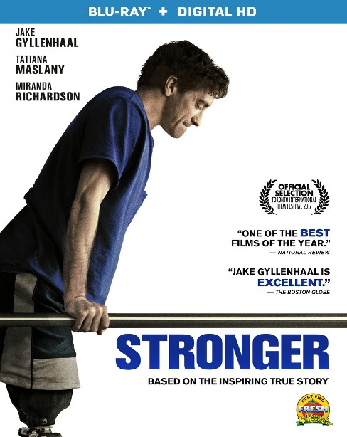 Stronger (Blu-ray + Digital) - image 1 of 1