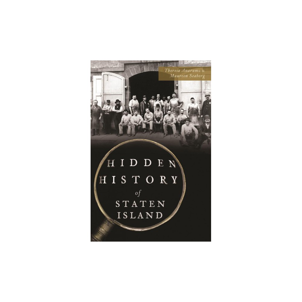 Hidden History of Staten Island - by Theresa Anarumo & Maureen Seaberg (Paperback)